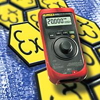 Fluke 707Ex Calibrador de Loop intrinsecamente Seguro