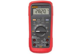Agora existe um Multimetro Digital Intrinsecamente seguro (DMM) você pode usar em IIC (gás), na Zona 1 e 2 e IIIC(poeira), Zona 21 e 22.
